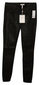 Joie Pants Coated Denim Denim Designer Pants Pants Skinny Jeans-Coated