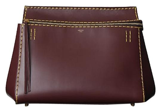Preload https://item5.tradesy.com/images/celine-edge-burgundy-leather-tote-9643864-0-1.jpg?width=440&height=440