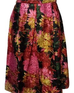 Talbots Skirt Flower print