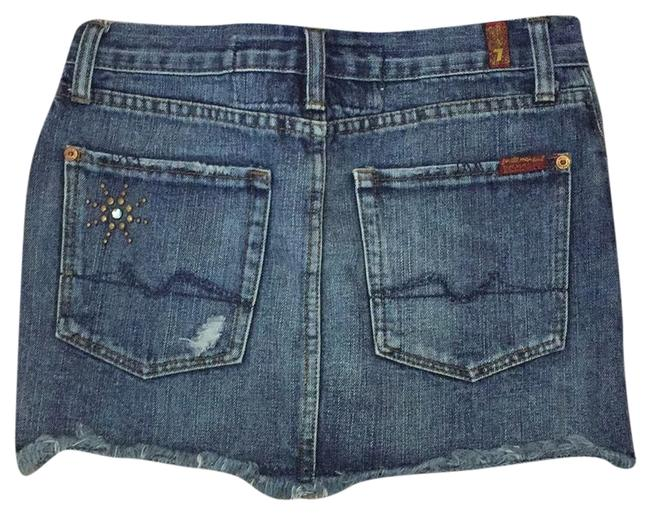 Preload https://item3.tradesy.com/images/7-for-all-mankind-denim-miniskirt-size-2-xs-26-9644002-0-1.jpg?width=400&height=650