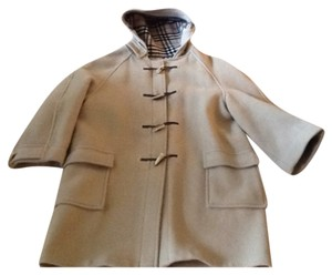 Burberry Mens Duffle Toggle Pea Coat