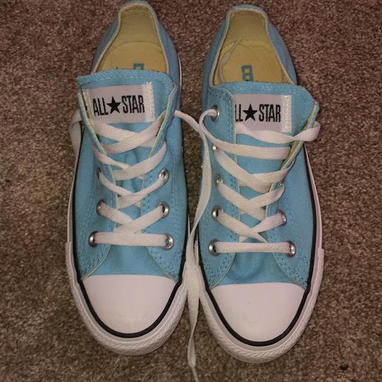 Converse Light blue Athletic