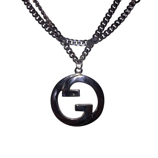 Preload https://img-static.tradesy.com/item/9644380/gucci-silver-necklace-0-3-540-540.jpg