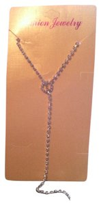 Fashion Jewelry For Everyone Collections Super Sexy Rhinestone Lariat Necklace