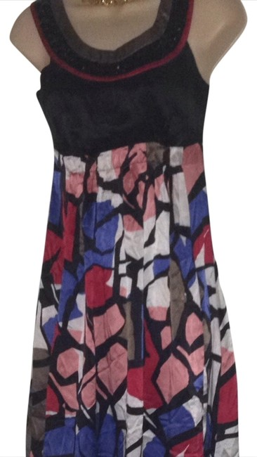 Preload https://img-static.tradesy.com/item/964465/kensie-multicolor-xs-unique-print-silk-cocktail-dress-size-2-xs-0-0-650-650.jpg