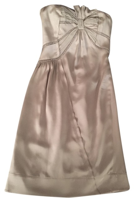 Preload https://item3.tradesy.com/images/bcbgmaxazria-taupesilver-runway-knee-length-formal-dress-size-0-xs-9644842-0-1.jpg?width=400&height=650
