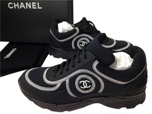 Chanel Black Athletic