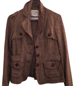 Urban Behavior Brown Jacket