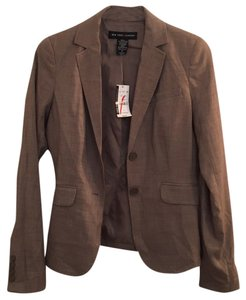 New York & Company Tan/brown Blazer