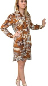 Etro short dress on Tradesy