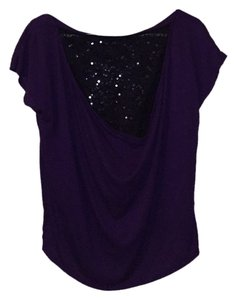 Jessica Simpson Top Purple