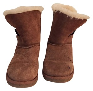 UGG Australia Boot Fur tan Boots