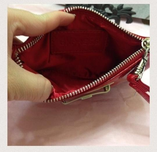 Express Wristlet in Red