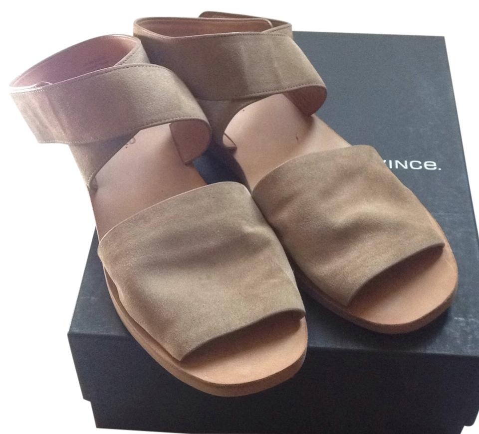 lady Camel Vince Camel lady Suede Sandals special purchase 42b342