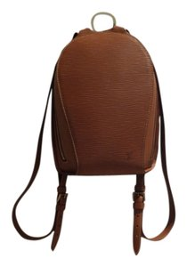 Louis Vuitton Mabillon Backpack