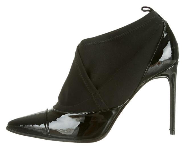 Item - Black Patent Leather Made In Italy New Boots/Booties Size US 8 Regular (M, B)