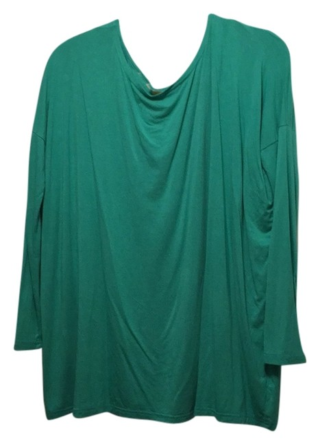 Item - Green Blouse Size 8 (M)