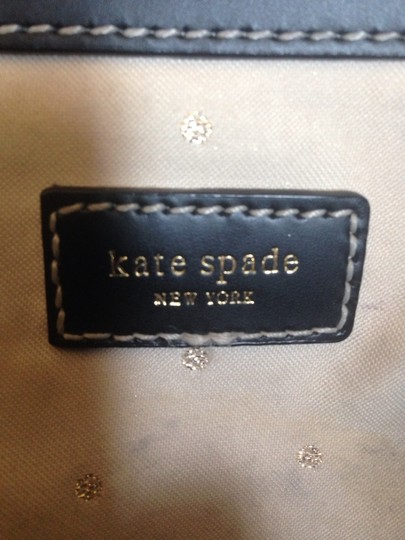 Kate Spade Tote in Black Leather