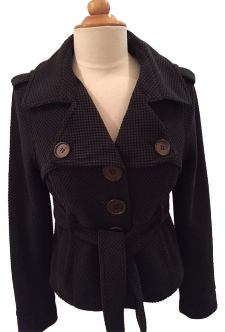 Preload https://item2.tradesy.com/images/sugarfly-charcoal-pea-coat-size-8-m-9647701-0-2.jpg?width=400&height=650