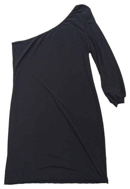 Preload https://item5.tradesy.com/images/black-one-shoulder-mini-night-out-dress-size-4-s-964774-0-0.jpg?width=400&height=650