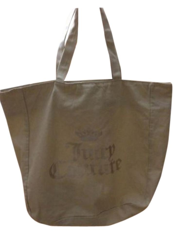 juicy couture yhru0431 white tote bag on sale 22 off totes on sale. Black Bedroom Furniture Sets. Home Design Ideas