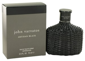 John Varvatos John Varvatos Artisan Black 2.5 oz 75 ml Eau De Toilette Spray