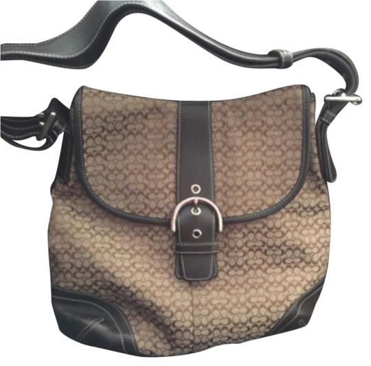 Preload https://item2.tradesy.com/images/coach-brown-leather-and-cloth-hobo-bag-9648676-0-1.jpg?width=440&height=440