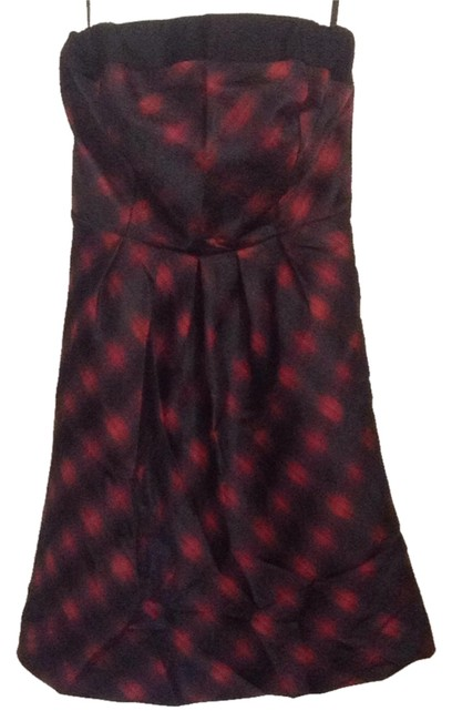 Preload https://item1.tradesy.com/images/the-limited-red-and-black-short-night-out-dress-size-2-xs-9648730-0-1.jpg?width=400&height=650