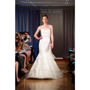 Ines Di Santo Roche Wedding Dress