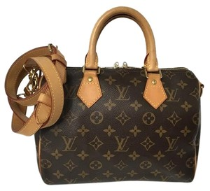 Louis Vuitton Speedy 25 Bando Speedy Bandouliere Speedy Neverfull Alma Cross Body Bag