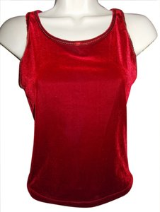 B.B. Apparel Top Red