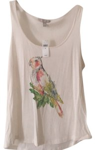 Banana Republic Top Cream & multi
