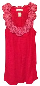 Neiman Marcus Top Red