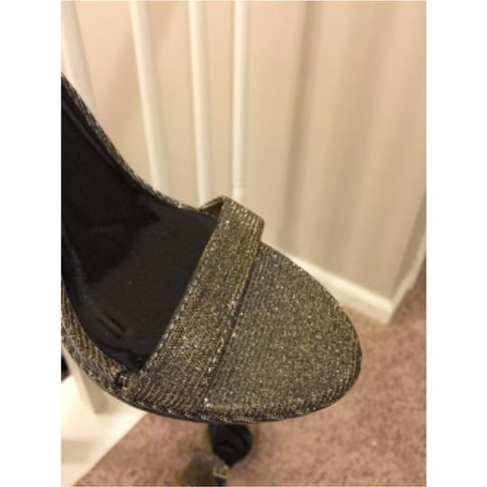 Michael Antonio Nye Party Heels Party New Sparkly Sandals