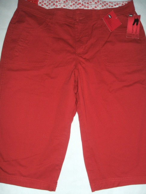 Lee Capri/Cropped Pants