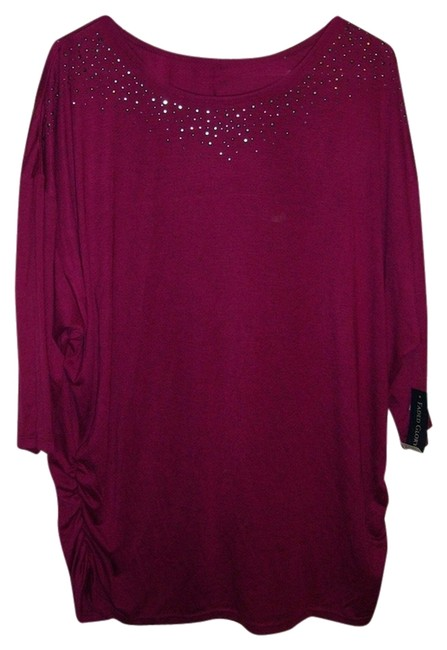 Faded Glory Top hot pink