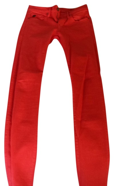 Preload https://img-static.tradesy.com/item/9651010/ax-armani-exchange-red-skinny-pants-size-2-xs-26-0-1-650-650.jpg