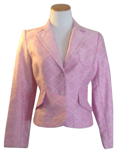Preload https://item3.tradesy.com/images/ice-pink-candy-spring-jacket-size-6-s-9651232-0-1.jpg?width=400&height=650