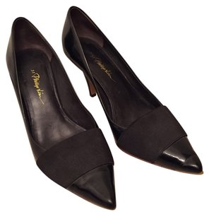3.1 Phillip Lim Blac Pumps