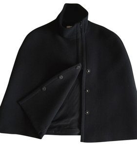 Prada Jacket Wool Cape