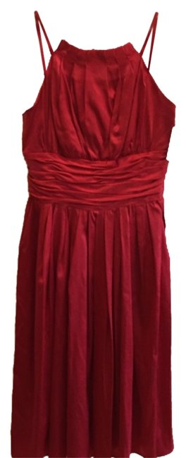 Preload https://img-static.tradesy.com/item/9652441/maggy-london-red-glam-flattering-knee-length-cocktail-dress-size-2-xs-0-1-650-650.jpg