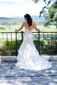 Madeline Gardner New York Mori Lee Style # 2691 Wedding Dress