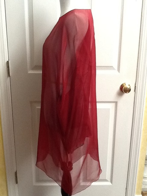Other Silk Chic Designer European Gala Tunic