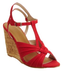 L'AGENCE Red Wedges