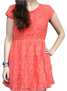 Coincidence & Chance short dress Coral on Tradesy