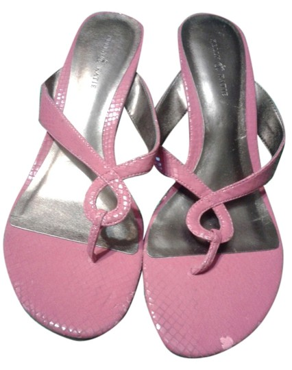 Preload https://img-static.tradesy.com/item/9653653/kelly-and-katie-pink-toe-sling-back-sandals-size-us-9-regular-m-b-0-1-540-540.jpg