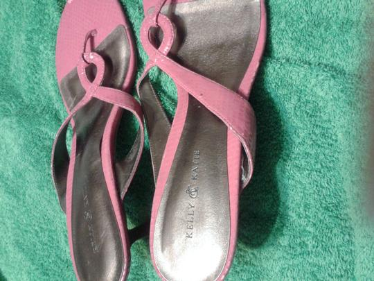 Kelly & Katie pink Sandals