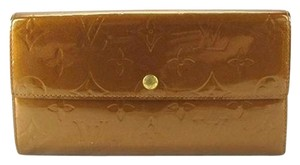 Louis Vuitton Vernis Sarah Wallet 173921
