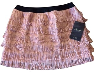 Zara Mini Skirt Blush pink