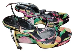 Donald J Pliner Multi Sandals